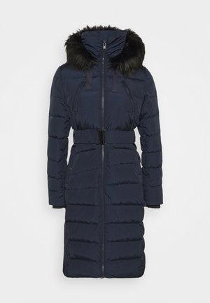 CHOUPINOU - Down coat - bleu marine