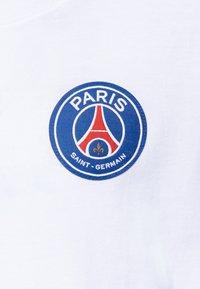 Jordan - PARIS ST GERMAIN LONGSLEEVE - Club wear - white - 2