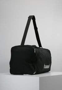 Hummel - CORE SPORTS BAG - Sports bag - black - 4