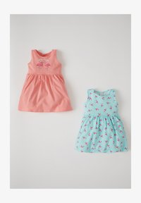 DeFacto - SET PACK - Day dress - multi-coloured - 0