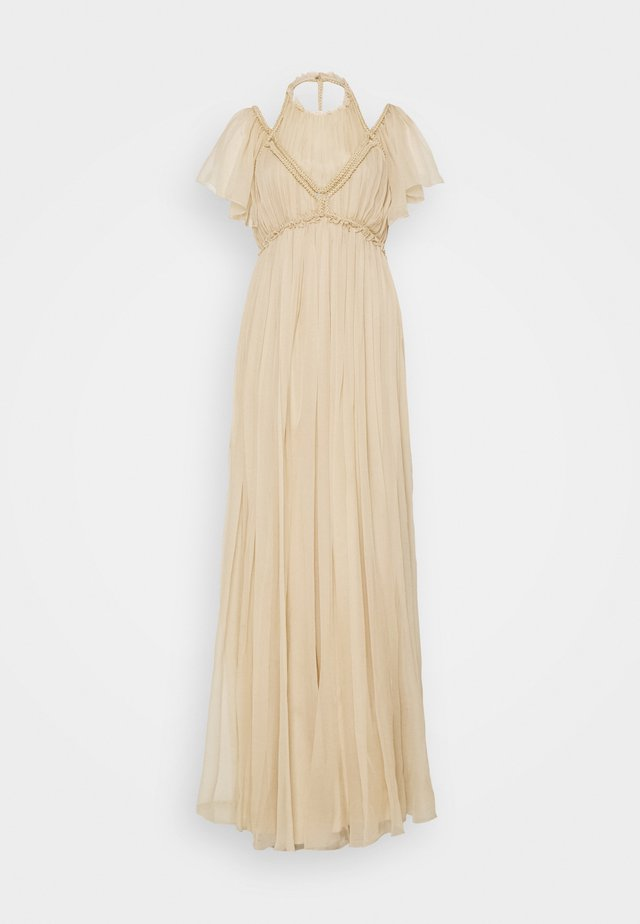 DRESS - Iltapuku - beige