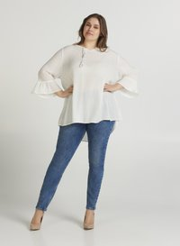 ZAY - Blouse - white - 1