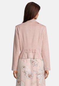 Betty Barclay - Faux leather jacket - altrosa - 2