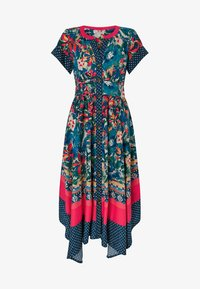 Monsoon - Maxi dress - dark blue - 3