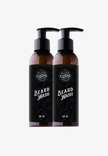 BARTSHAMPOO CHARLEMAGNE PREMIUM BEARD WASH - Beard shampoo - transparent