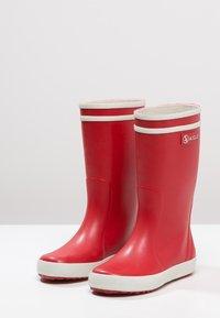 Aigle - LOLLY POP - Botas de agua - rouge - 2