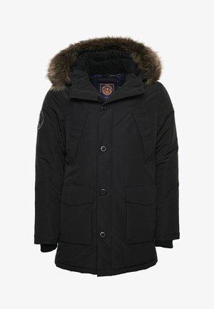 EVEREST  - Wintermantel - black