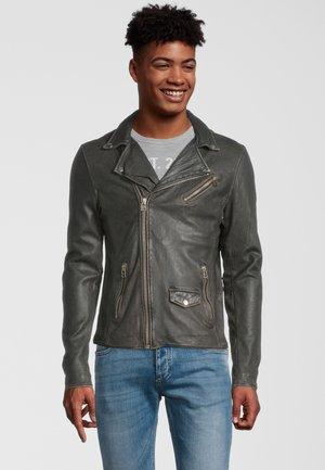 Leather jacket - comet