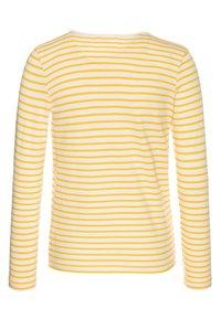 Wood Wood - KIM KIDS LONG SLEEVE - Long sleeved top - offwhite/yellow - 1