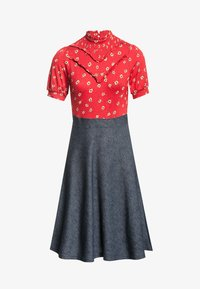 Vive Maria - Day dress - rot allover - 6