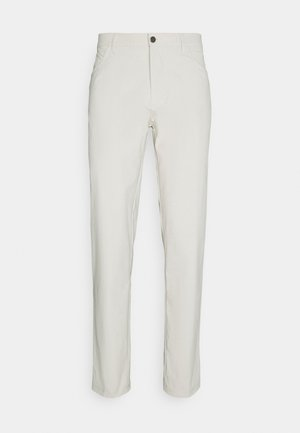 GO TO FIVE POCKET PANT - Trousers - clear brown