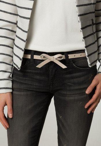 Belt - cream
