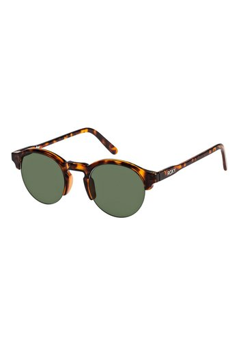 MINOAKA - Sunglasses - shiny tortoise/ green