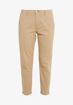BUCKLEY - Chino kalhoty - sand
