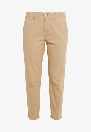 BUCKLEY - Pantalones chinos - sand
