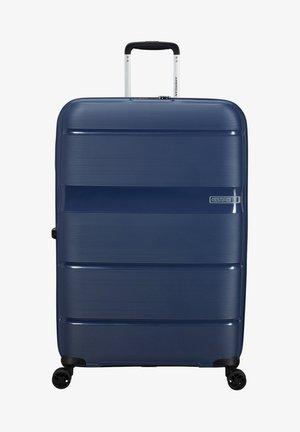 LINEX - Wheeled suitcase - deep navy