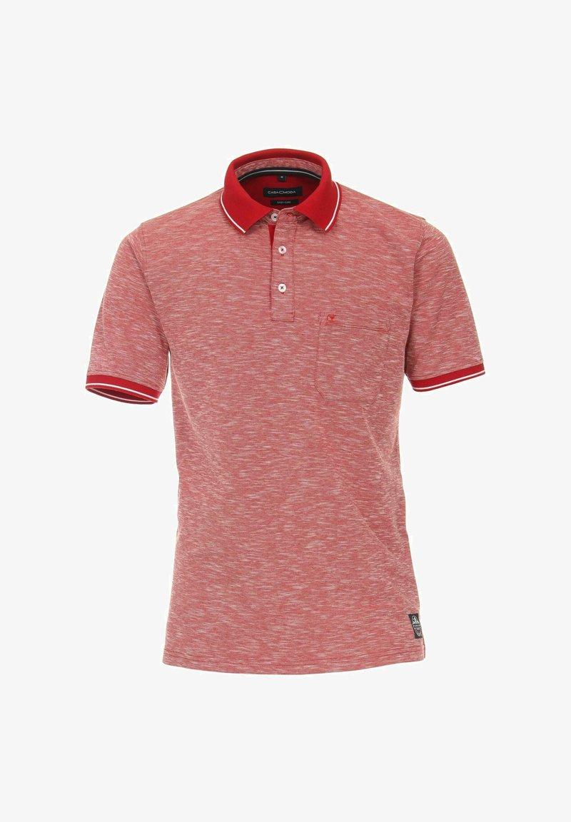 CASAMODA - Polo shirt - rot