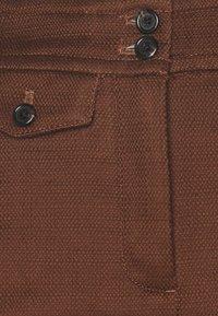 J.CREW - SOLID ANDERSON PANT - Pantalon classique - dark twig - 2