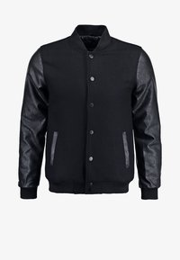 Urban Classics - OLDSCHOOL COLLEGE - Light jacket - black - 6