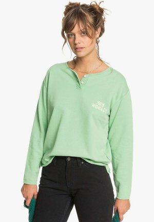 Sweatshirt - greenbriar