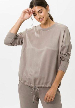 STYLE BO - Sweatshirt - taupe