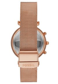Fossil Smartwatches - CARLIE HYBRID - Smartwatch - rose gold - 1