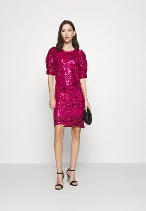 VISEQUIN SHORT DRESS - Cocktailjurk - cabaret