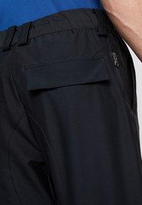 Nike Golf - FLEX PANT NOVELTY - Trousers - black - 3