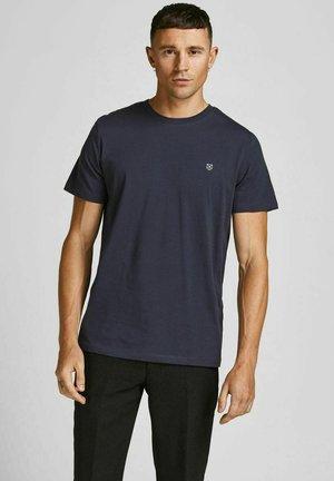 JPRBLABOOSTER TEE  - Basic T-shirt - dark navy