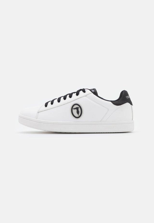 GALIUM LUXURY - Trainers - white/black