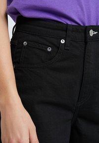 Weekday - BEAT - Jeans Bootcut - black - 5