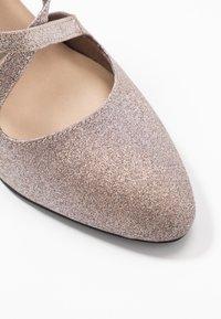 Tamaris - Classic heels - space glam - 2