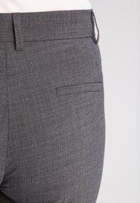 Karen by Simonsen - SYDNEY  - Trousers - grey melange - 5