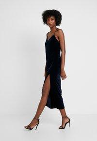 Bardot - COURTNEY SLIP DRESS - Cocktail dress / Party dress - french navy - 1
