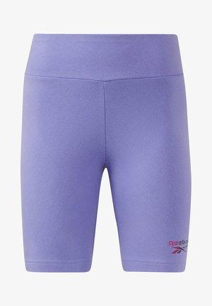 CLASSIC FOUNDATION CASUAL SHORTS - Szorty - purple