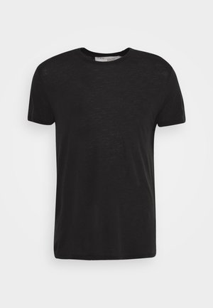 TRAVIS - T-Shirt basic - used black