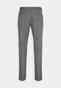 Selected Homme - SLHSLIM STORM FLEX SMART PANTS - Pantaloni - grey/blue - 1