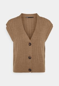 ONLY - ONLTESSA - Cardigan - toasted coconut - 0