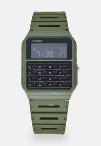 Casio - Digitální hodinky - green - 0