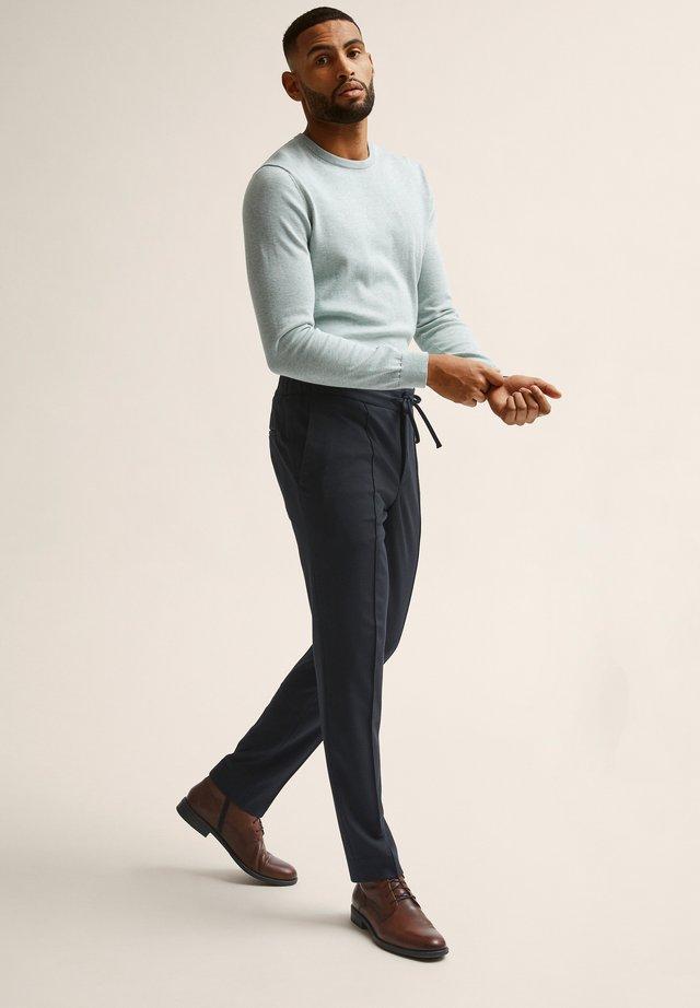 ADAMS  - Pantalon de survêtement - dark blue mel