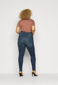 Dr.Denim Plus - MOXY - Skinny džíny - eastcoast blue - 2