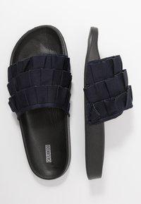 CALANDO - Sandaler - dark blue - 1