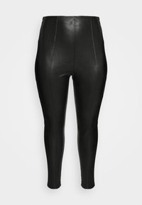 New Look Curves - Leggings - Trousers - black - 3