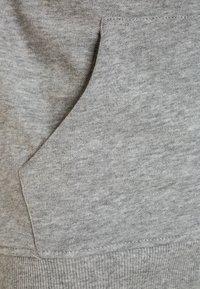 Benetton - Zip-up hoodie - light grey - 2
