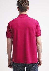 Lacoste - L1212 - Koszulka polo - fairground pink - 2