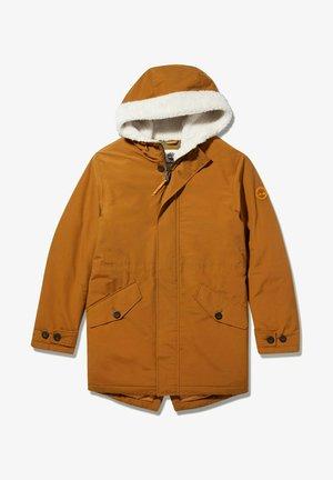 MT KELSEY FISH TAIL - Winter coat - rubber