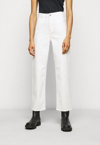 2nd Day - RAVEN THINKTWICE - Straight leg jeans - bright white - 0