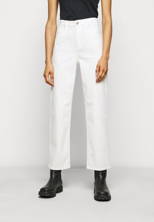 RAVEN THINKTWICE - Jeans a sigaretta - bright white