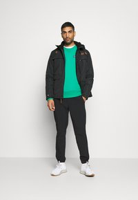 Columbia - SOUTH CANYON LINED JACKET - Outdoor jacket - black - 1