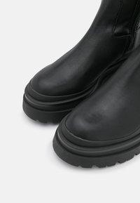 ALDO - MAJORR - Platform boots - other black - 2